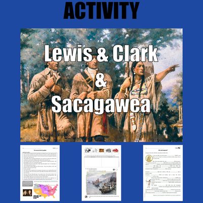 Lewis, Clark and Sacagawea: an additional activity!