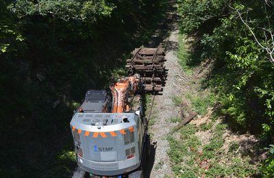 Le chantier de la voie verte est entré à Penhars