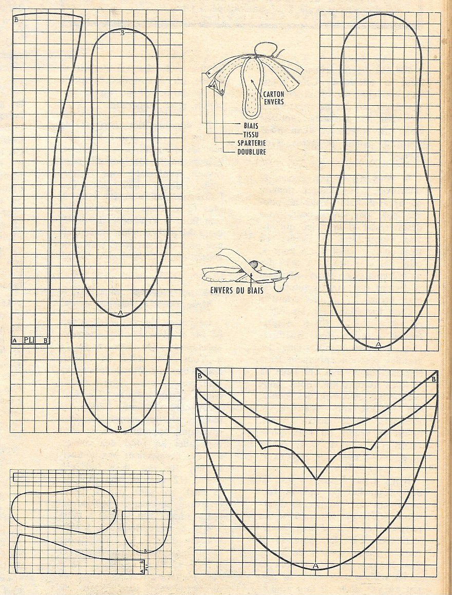 chaussons, pantoufles en feutrine