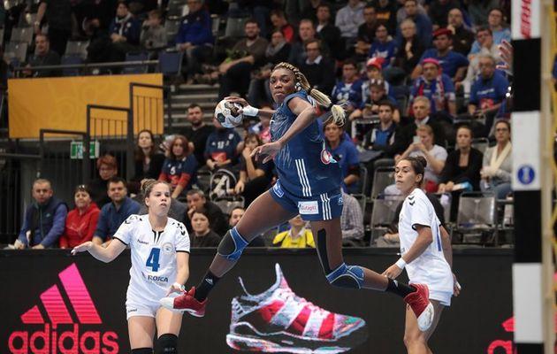 Handball féminin : TMC diffusera ce mardi le quart de finale France/Monténégro