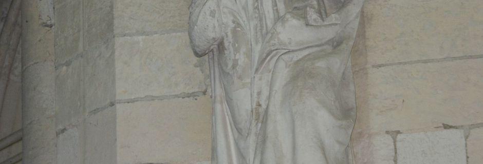 SAINT RIQUIER: Saint Jacques de Compostelle