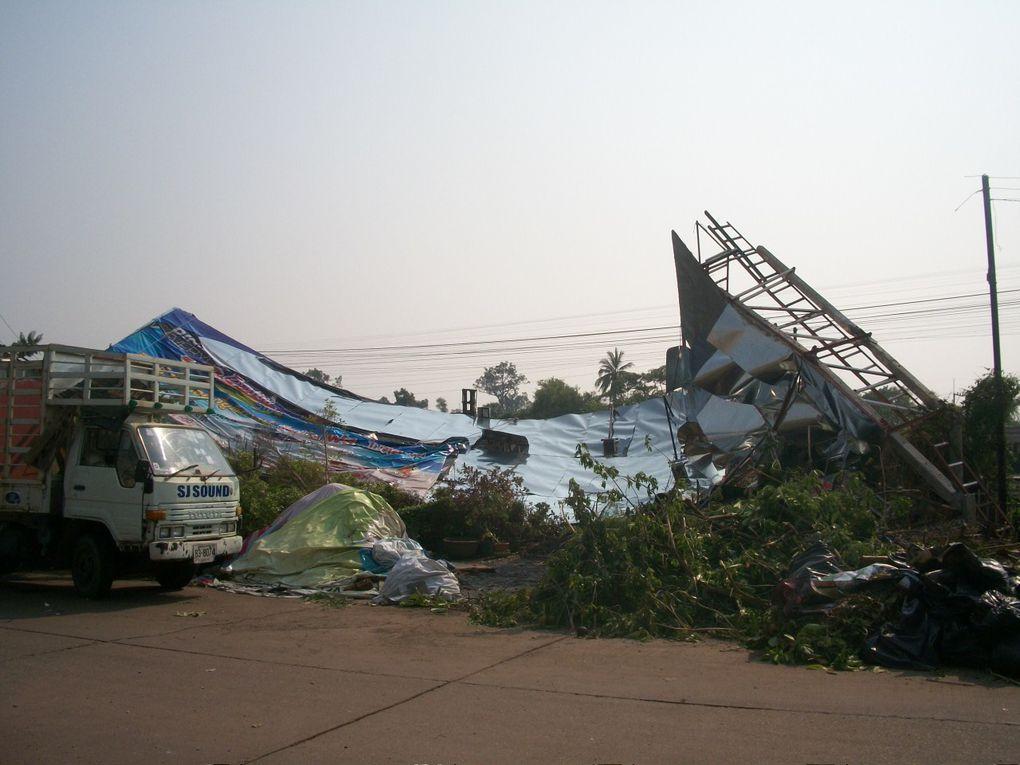 Udon après la tempête.....