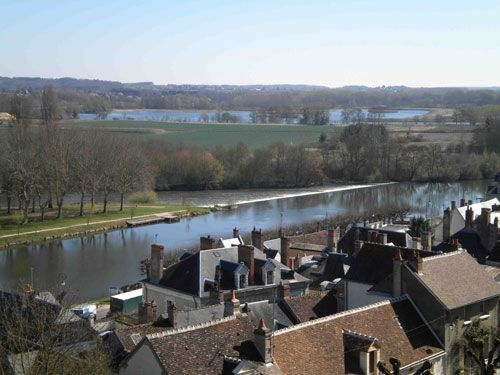 Photos des communes de Saint Aignan et Noyers