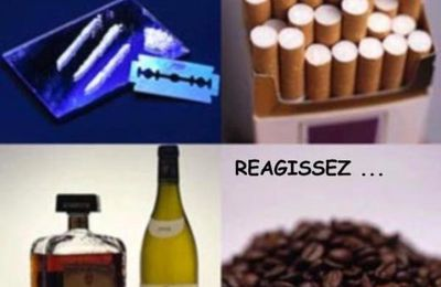 Les addictions (tabac, alcool, drogues, internet, ...) (29.01.2014)