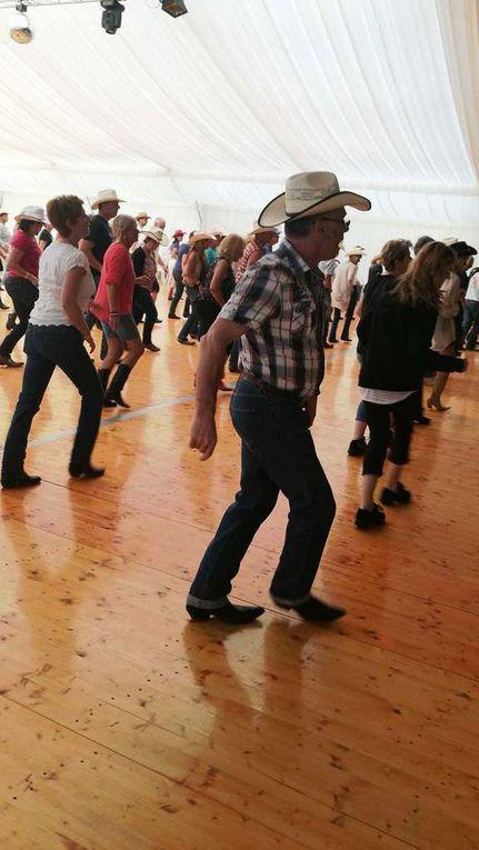 Photos de  la journée du 24 octobre 2017 en photos pas facile la vie de Cowboy Country 45 à Santa Susanna