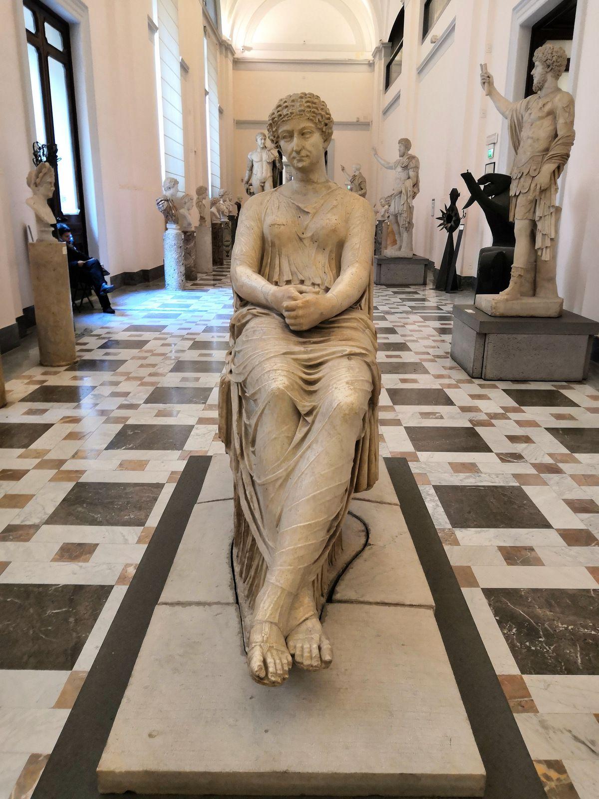 cd. Agrippina [The so-called Aggripina], Neroniamo-Flavia (seconda metà I sec. d.C.)