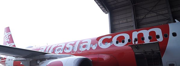 Inmarsat's GX Aviation inflight broadband now available with leading low-cost airline AirAsia
