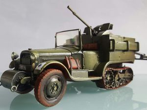 Citroen P19 porte canon de 25mm