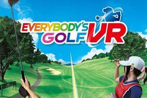 Everybody's Golf VR Un air de fraîcheur envahi votre salon !!!