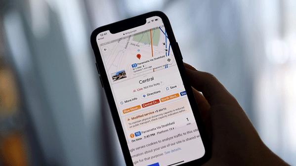 Google Maps propose un nouveau calque pour afficher les données COVID-19