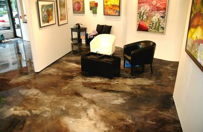 Commercial epoxy floors Indiana - best services online