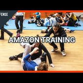 Amazon Training : self-defense féminine