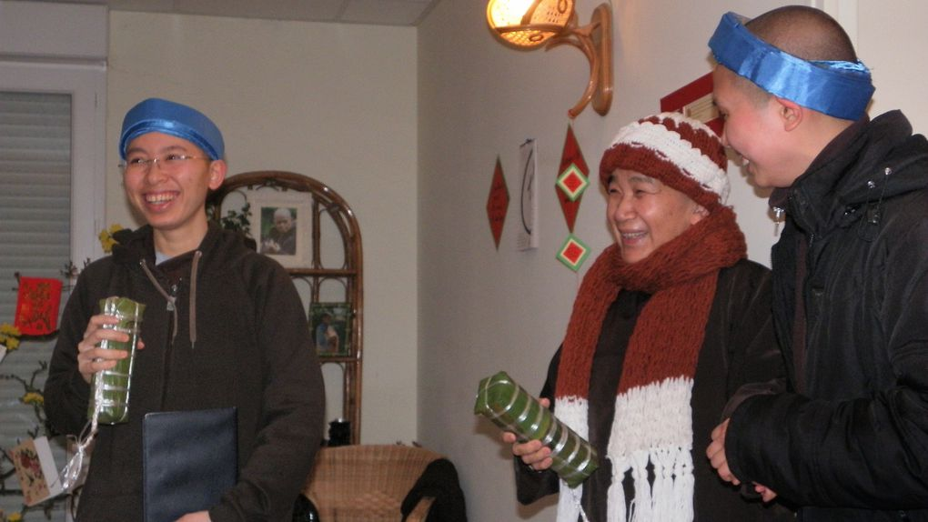 Fete du Tet (nouvel an lunaire) a la Maison de l'Inspir'