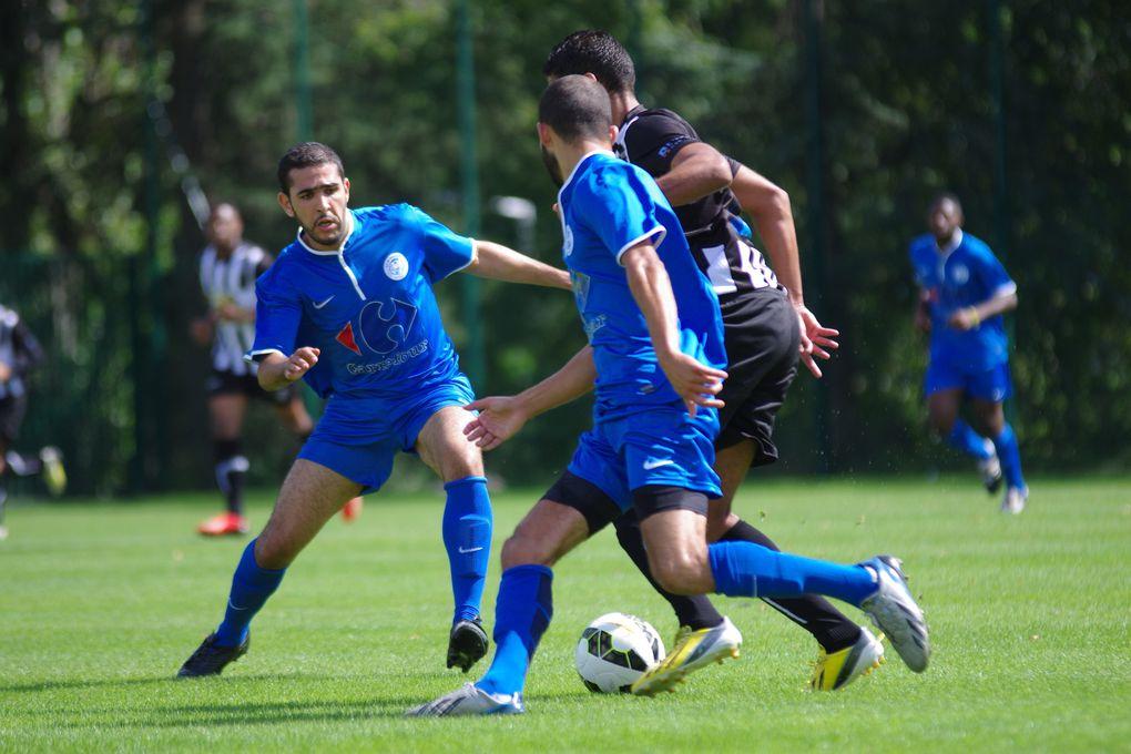 L'AS Minguettes a balayé le FC CHassieu-Décines
