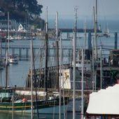 150 Douarnenez, Açores, Port-Rhu, Photos Atlantic-Trophée : Voile course au large, Douarnenez-Horta, juillet-août 2011
