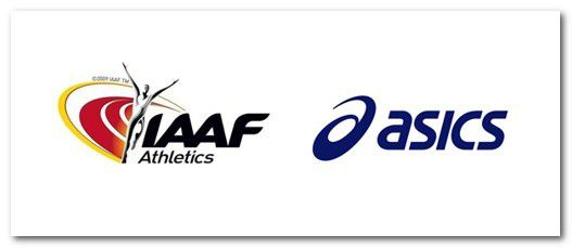 Sponsoring : ASICS devient partenaire de l'IAAF