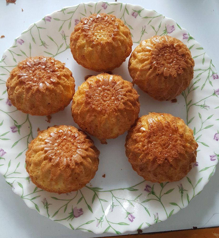 Rien ne se perd dans le citron : muffins au citron...
