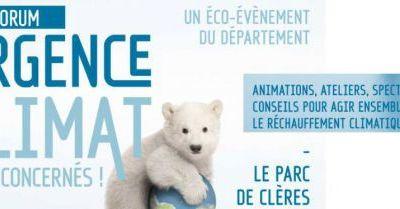 SEDD (Semaine Européenne du Développement Durable) : forum urgence climat au Parc de Clères (76) le samedi 6 juin 2015