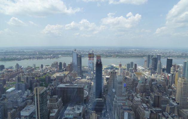 New York City, Empire State Building, « Day & Night » - Mai 2017.