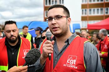 Luxfer : Les salariés réquisitionnent leur usine