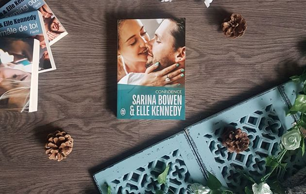 Wags, tome 2 : Confidence - Sarina Bowen, Elle Kennedy