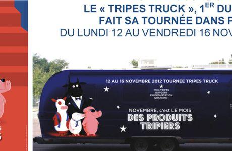 """Le """"Tripes Truck"""" arrive en ville..."""