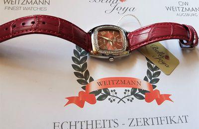 Orologi eleganti e sportivi uomo donna Weitzmann