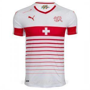 La camisa de away Suiza Euro 2016