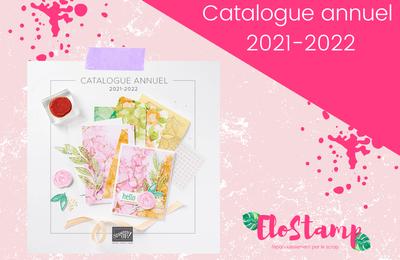Le catalogue annuel 2021-2022 : c'est officiel il est bien là !
