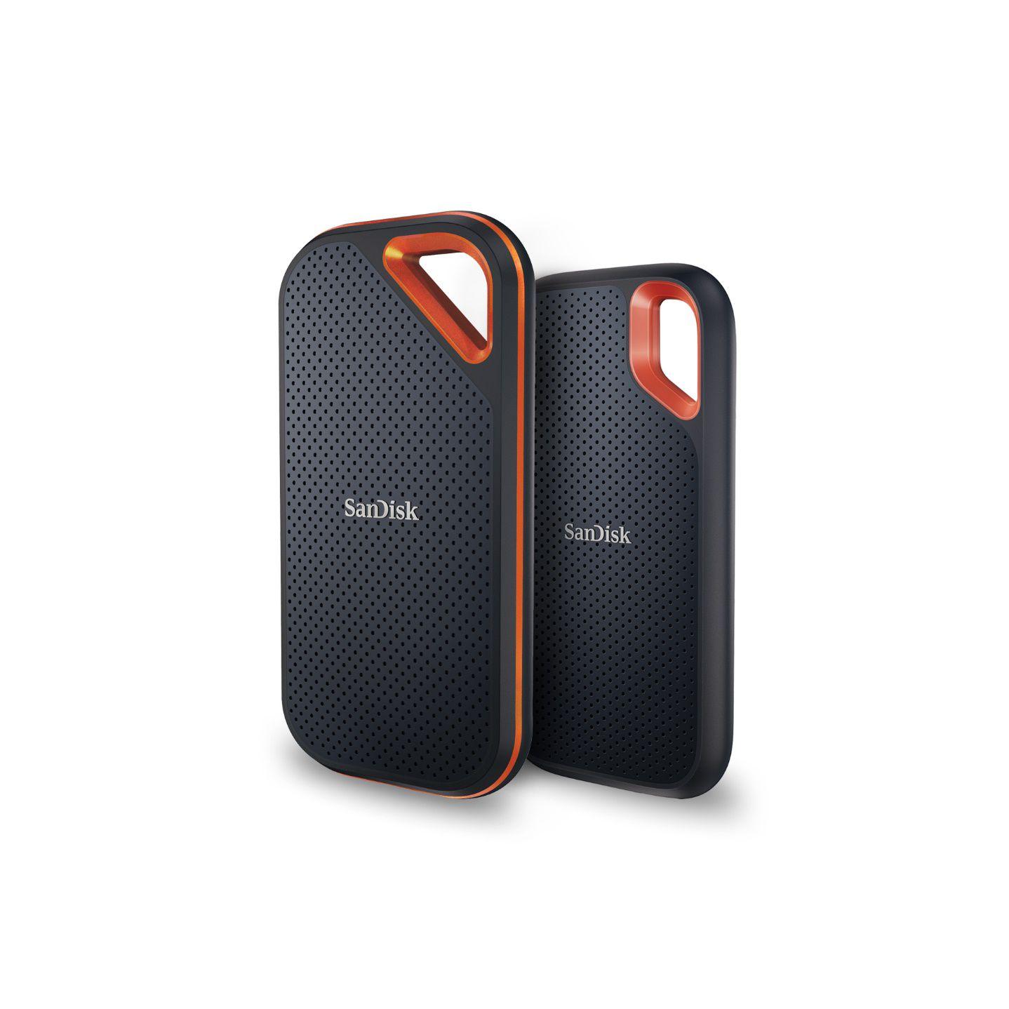 [ACTUALITE] SanDisk Extreme - La nouvelle gamme de disques SSD Portables de Western Digital