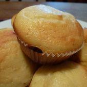 Petits muffins au citron trop bons... - Dans la Bulle de Manou