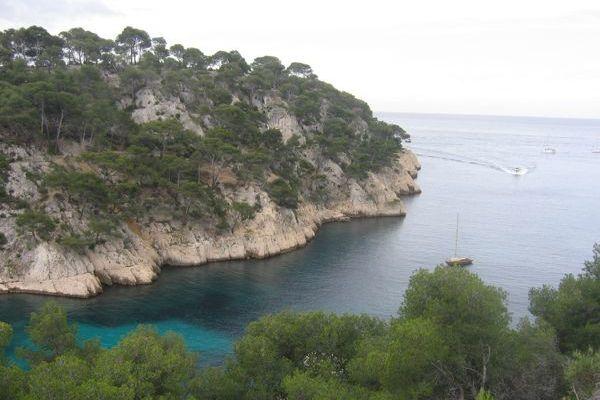 Randonnée dans les Calanques de Cassis et de Marseille, suite..
