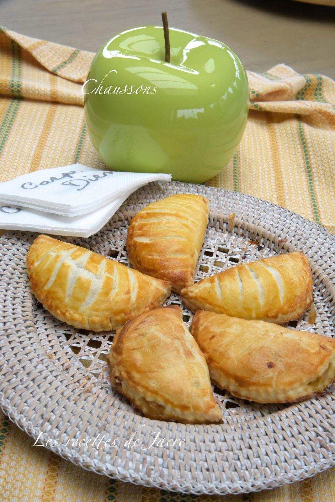 Chaussons aux pommes