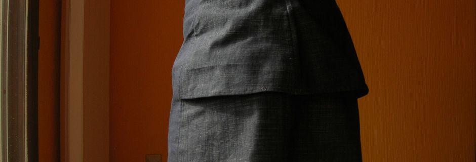 LA jupe idéale # une garde robe vélo-compatible part. 2