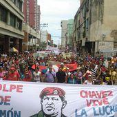 Renaître avec toutes les forces du mouvement populaire - Viva Venezuela