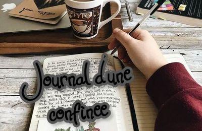 Journal d'une confinée #3