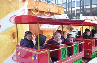 Visite au Père Noël - 2011