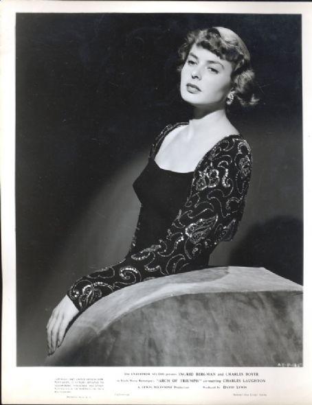 Bergman Ingrid