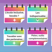 Ecole inclusive by Catherine Bourgoin on Genially