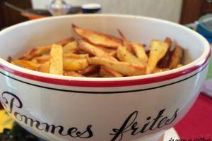 """On a la """"frite"""" légère et croustillante"""