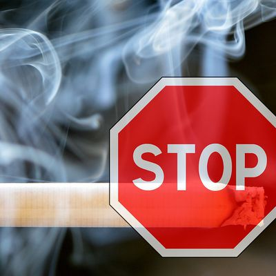 Arrêtez de fumer ! C'est le bon moment.