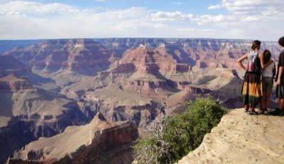Arizona, Utah, Wyoming n' California