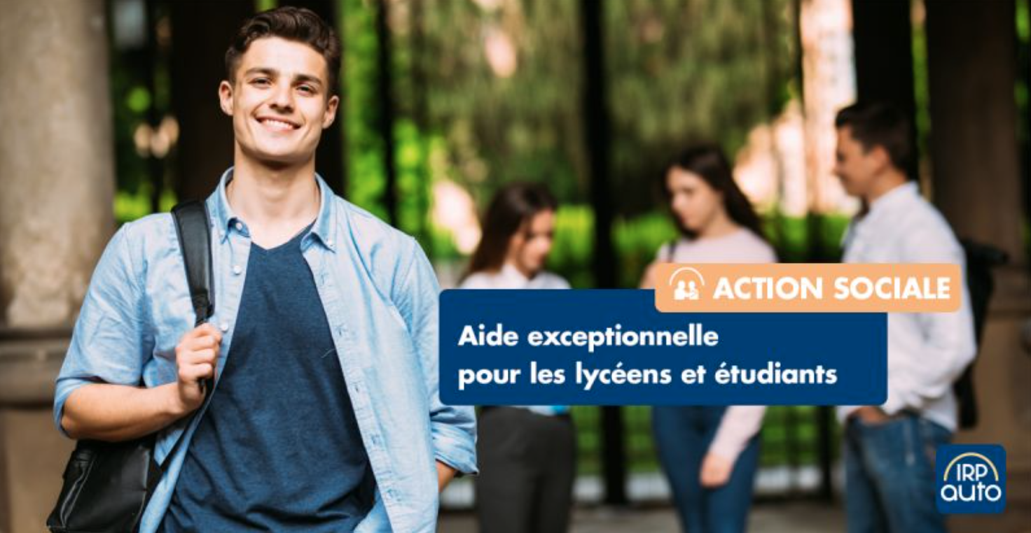 Une aide sociale exceptionnelle de 100 à 150 € pour les lycéens et étudiants