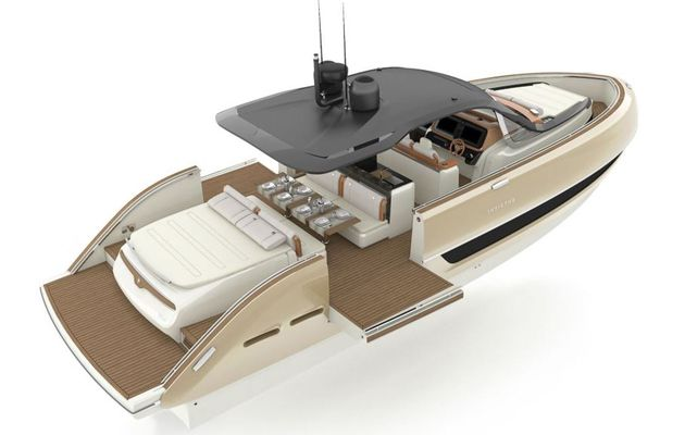 Invictus unveils its new flagship, the Invictus TT460