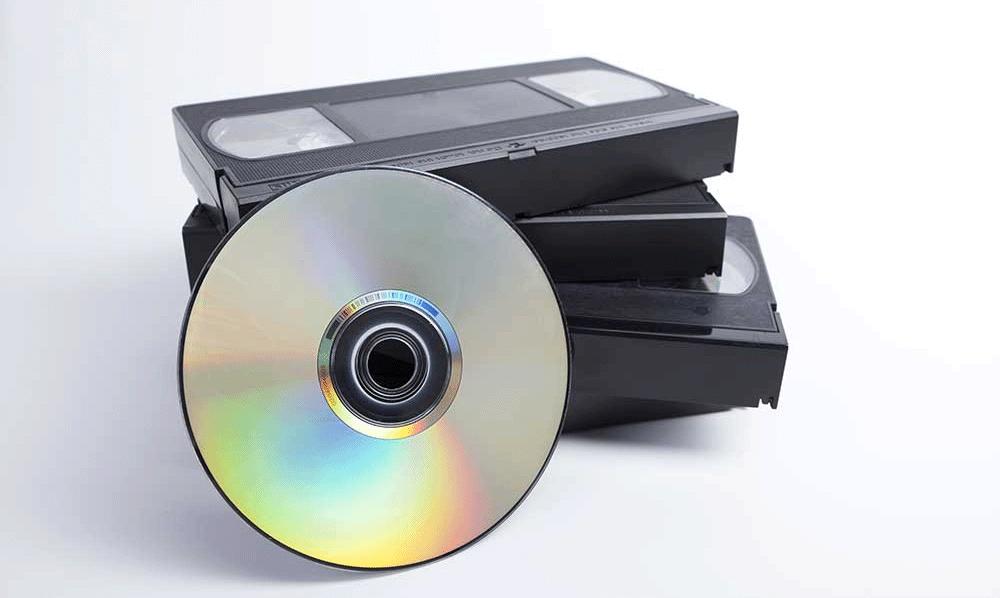 transferer VHS vers DVD en passant par un PC