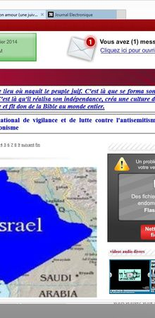 "Le ""Grand Israël"", encore plus grand !!"