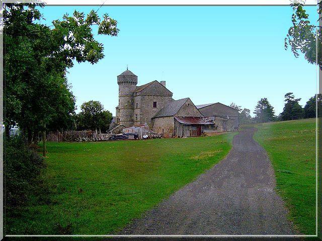 Diaporama château LE CHOIZAL - Balsièges