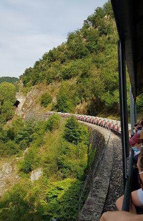 Balade en Ardèche : le vélorail des gorges du Doux - 2