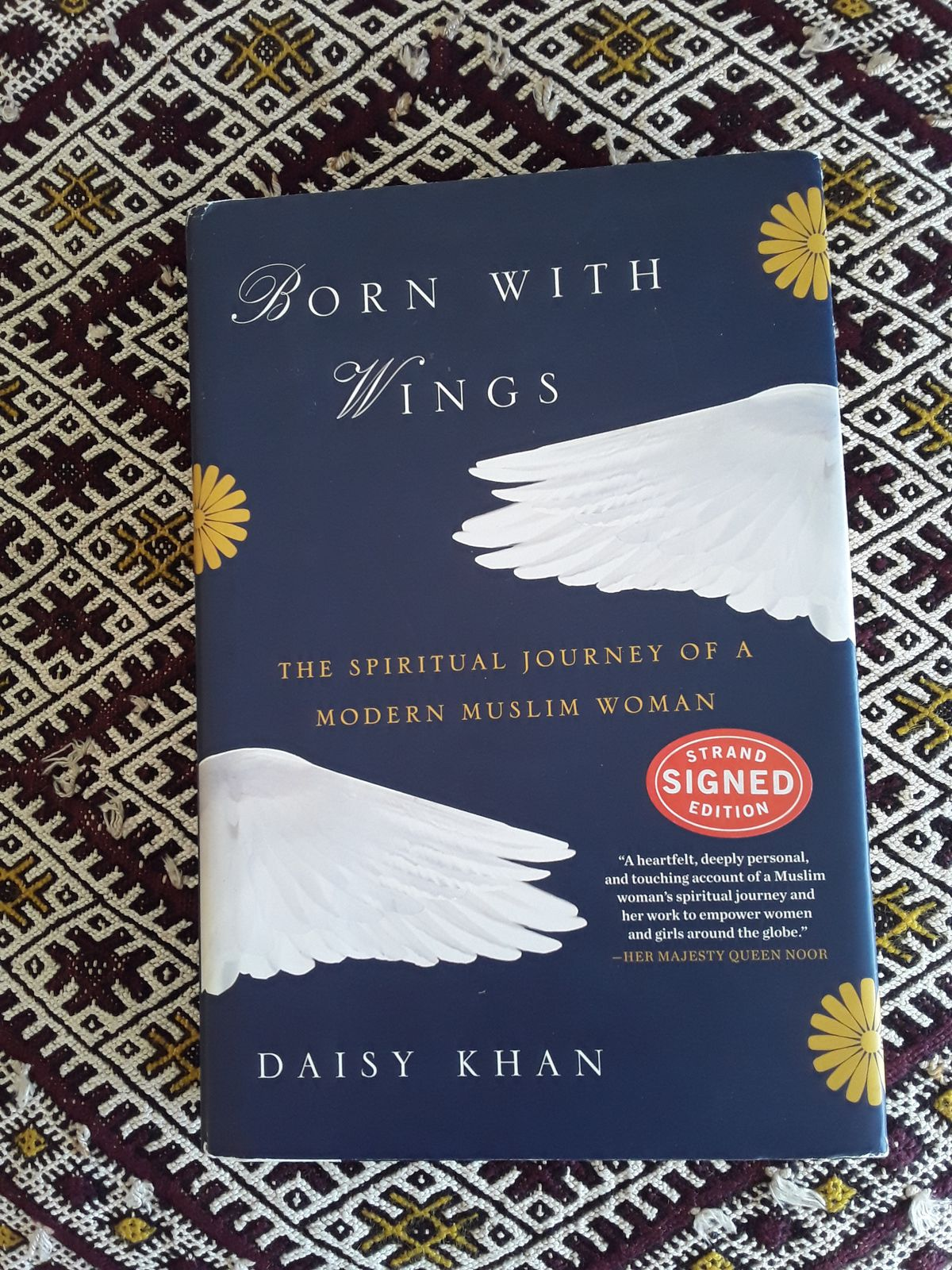 Daisy Khan fascinating auto biography