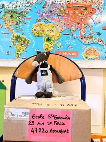 Projet pédagogique sur les 5 continents